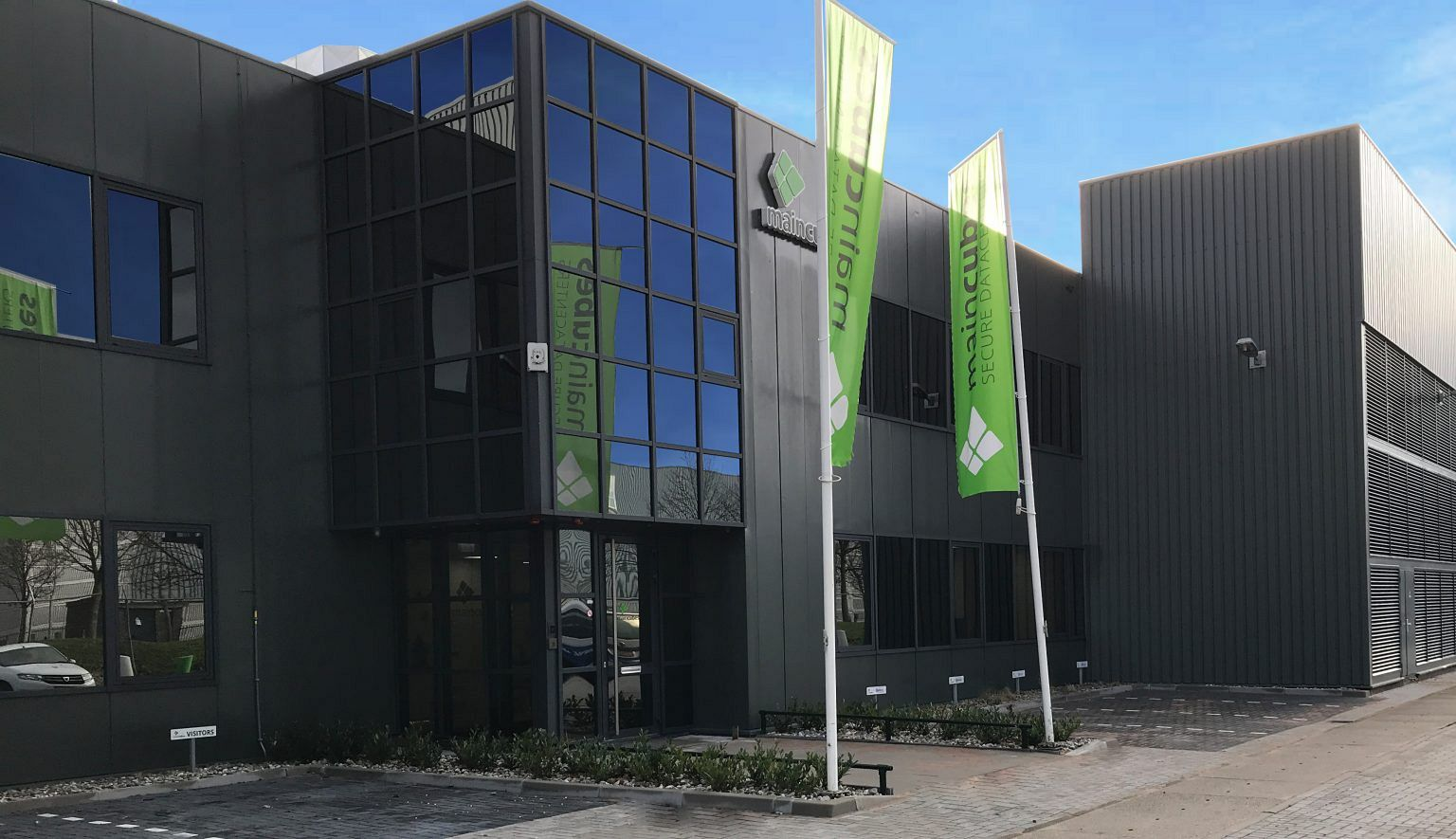 data center Amsterdam AMS01