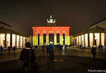 European Cloud, Brandenburger Tor