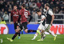 Juventus soccer game