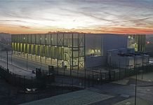 Kao Data - Data Center Campus London