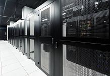 Cologix data center inside