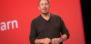 larry ellison oracle openworld 2015