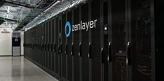 Zenlayer bare metal cloud data center Los Angeles