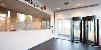 Data Center reception telecitygroup