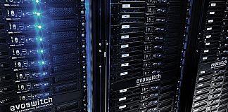 IDC servers EvoSwitch