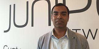 Jitender Garg, Juniper Networks
