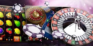 Online casino betting and gaming