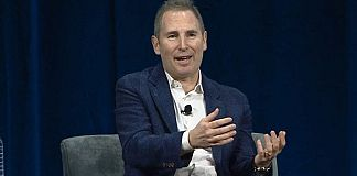 CEO Andy Jassy