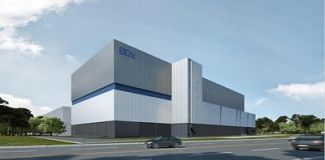 BDx Data Centers Nanjing China