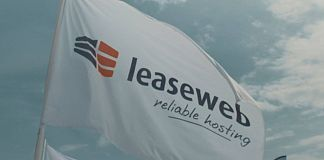 Leaseweb flag