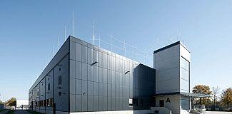 NTT Data Centers