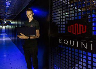Equinix data center colocation