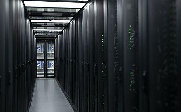 Worldstream - data center DC2 inside