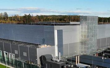 DigiPlex - Hobøl data center in Norway