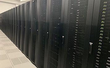Incero data center inside
