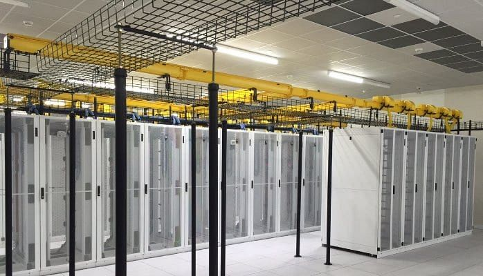EdgeConneX Data Center