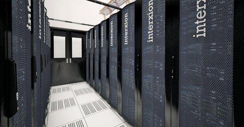 Interxion colocation data centers