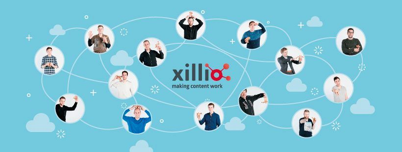 Xillio cloud development content integration