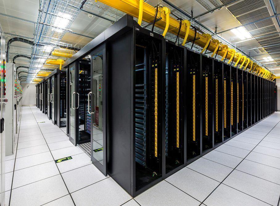 GDS - Data Centers China