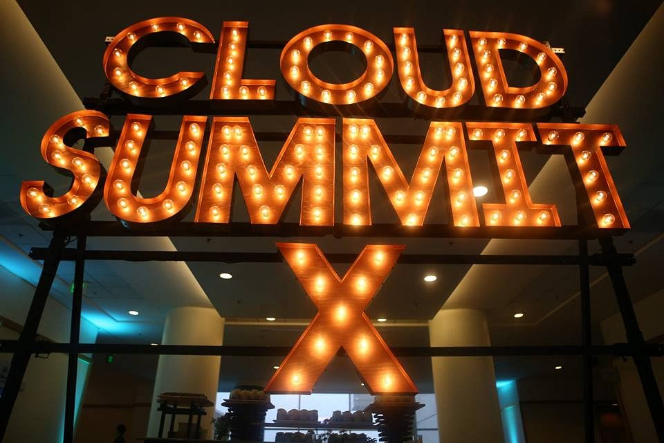 Ingram Micro Cloud Summit