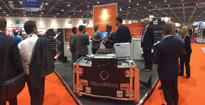 Cloudistics on premises cloud computing