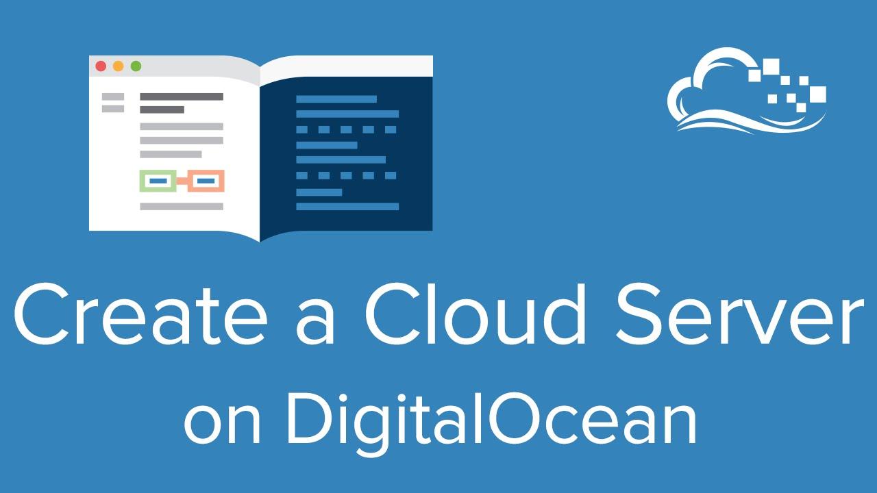 Digitalocean create dedicated server e
