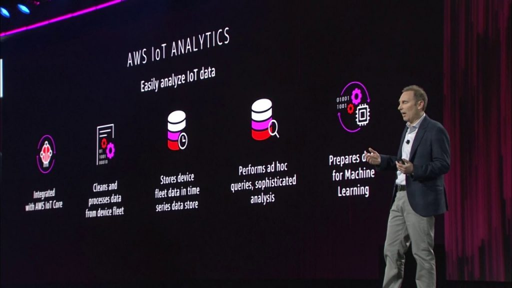 AWS re:Invent 2017 - AGT Uses Amazon Kinesis for IoT