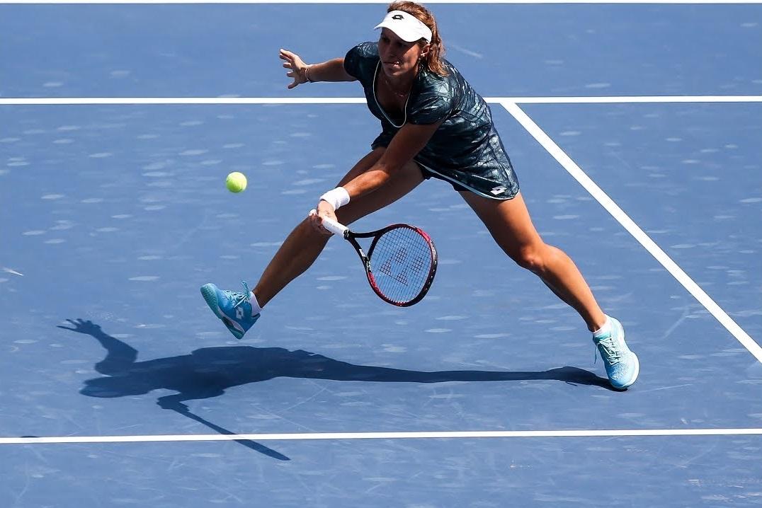 IBM Watson tennis