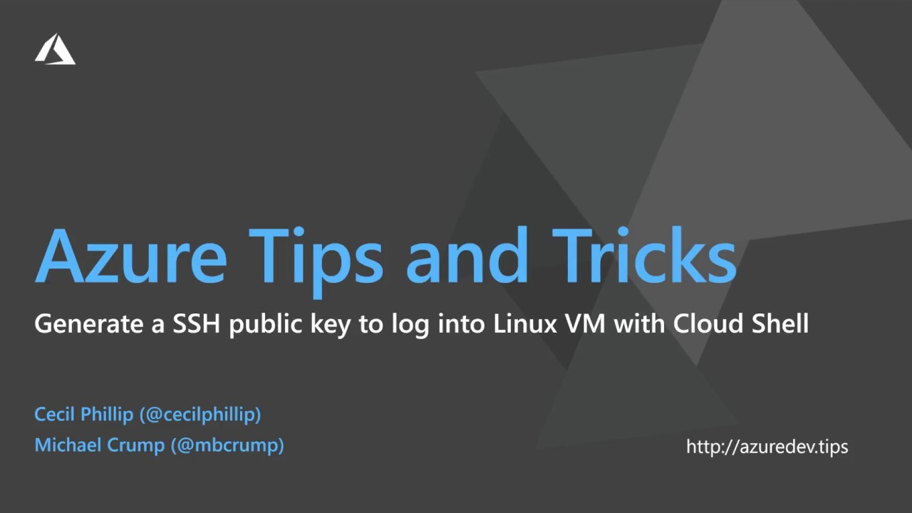 ssh generate public key linux