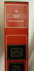 Raritan Intelligente PDU's met ŒRCM Type B¹ gepatenteerde zelftestfunctie