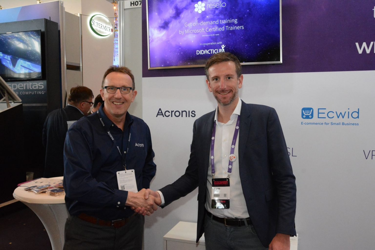 Resello Acronis Cloud Reseller