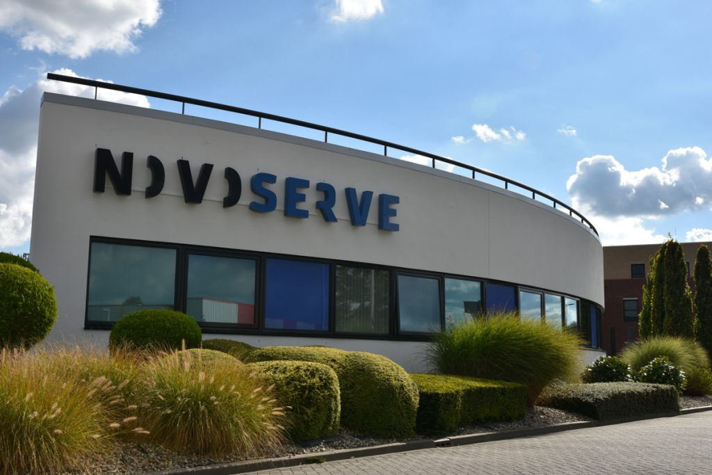 PHOTO NovoServe Headquarters Doetinchem, the Netherlands