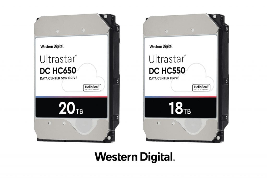 WD Ultrastar HDD Family