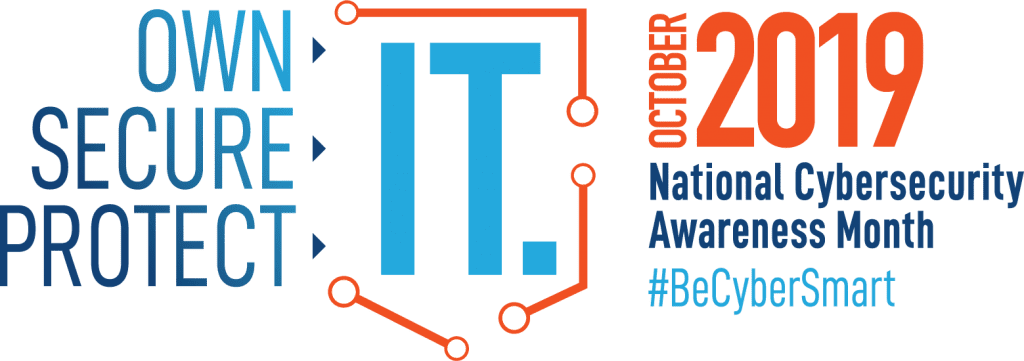 National Cybersecurity Month 2019