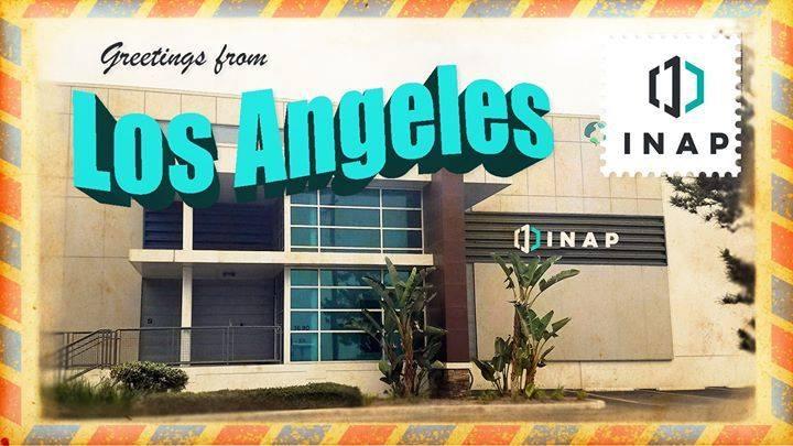 INAP Los Angeles data center