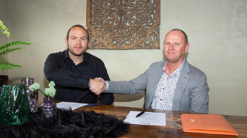Ruud Alaerds and Wouter van Zwieten