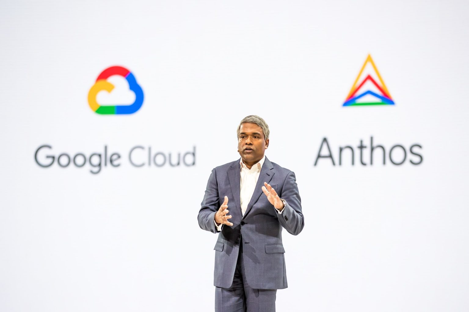 Google Cloud - Anthos