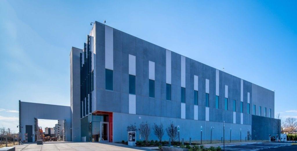 Centre de données Equinix DC21 à Washington DC