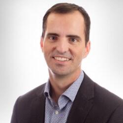 Photo Gavin Hill, vice-président marketing produit chez Bitdefender
