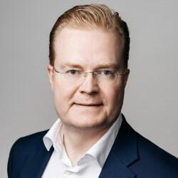 Photo Tommi Uitto, président des réseaux mobiles chez Nokia